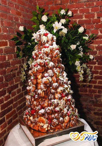 جایگزین کیک عروسی