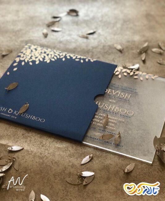 کارت دعوت عروسی هوشمند و آنلاین