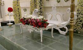 باغ عروسی چهار باغ فیروزبهرام