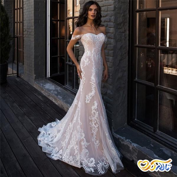 لباس عروس جدید و جذاب