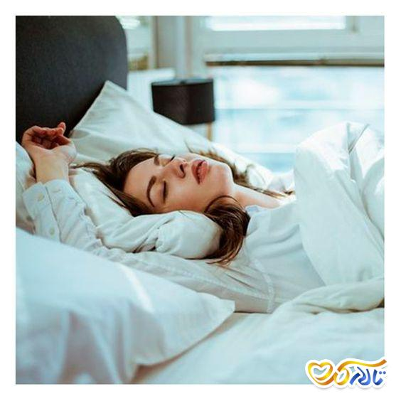 خواب کافی شب قبل از مراسم عروسی