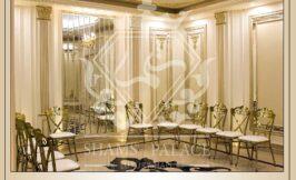سالن عقد تالار عروسی عمارت شمس