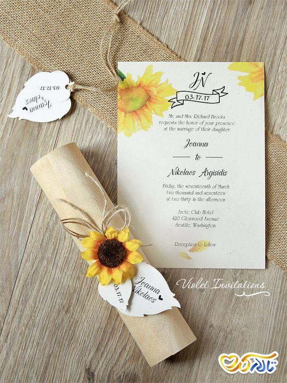 متن دعوت کارت عروسی