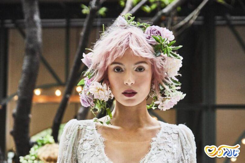 جدیدترین مدل های مو عروسی 2020