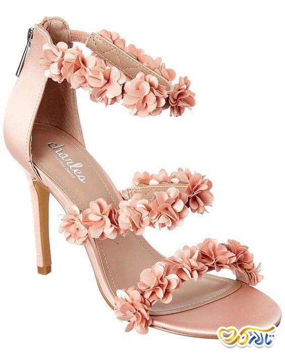 کفش عروس رمانتیک