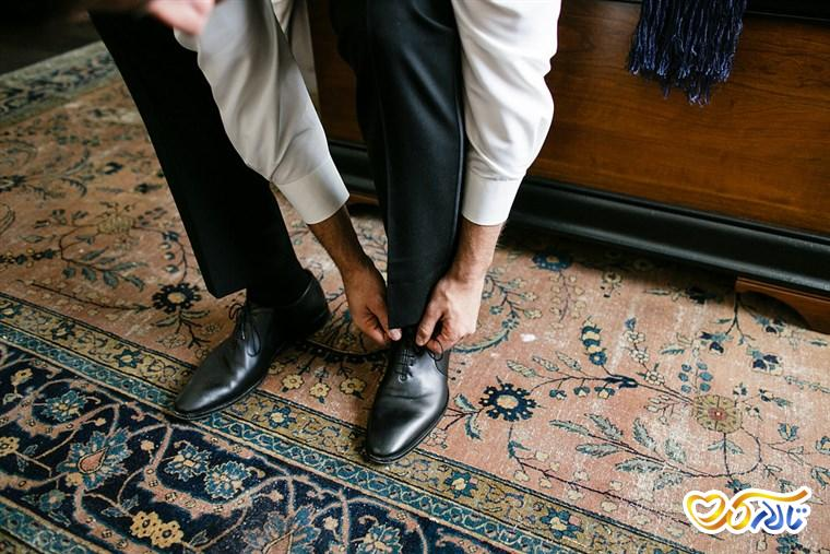 نکات مهم در انتخاب کفش دامادی
