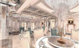 تالار عروسی باشگاه صاحبقرانیه