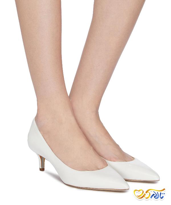 کفش عروس شیک و زیبا