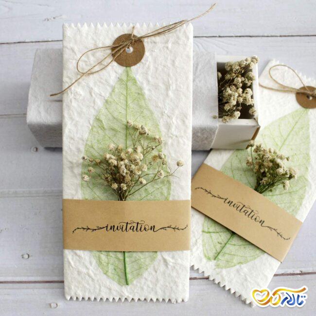 پشت نویسی کارت دعوت عروسی