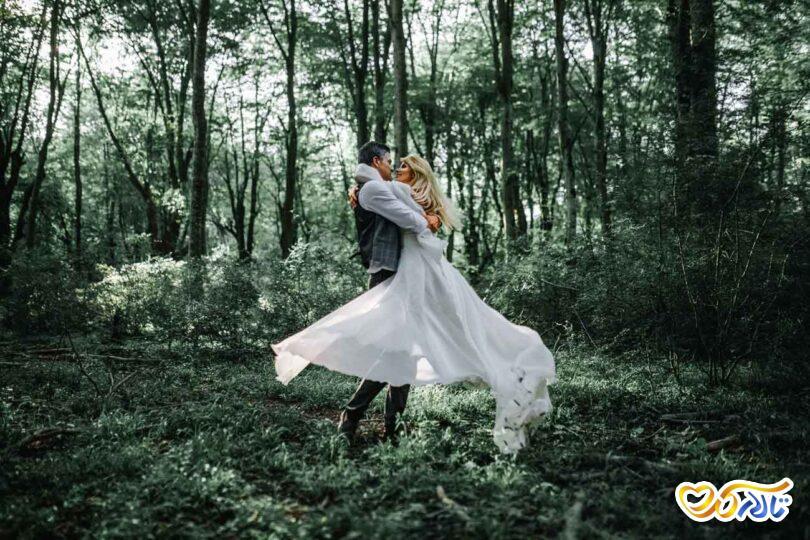 عکاس عروس برای عکاسی عروسی