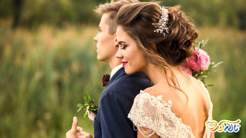 هزینه عکاس و آتلیه عروس