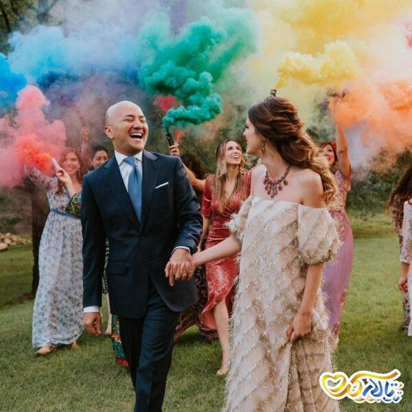 ایده های عروسی در سال 2019