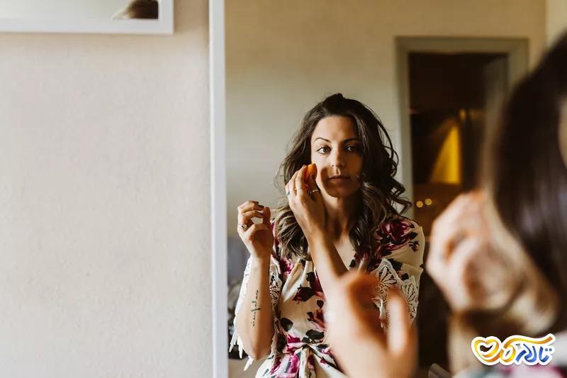 لوازم آرایش عروسی