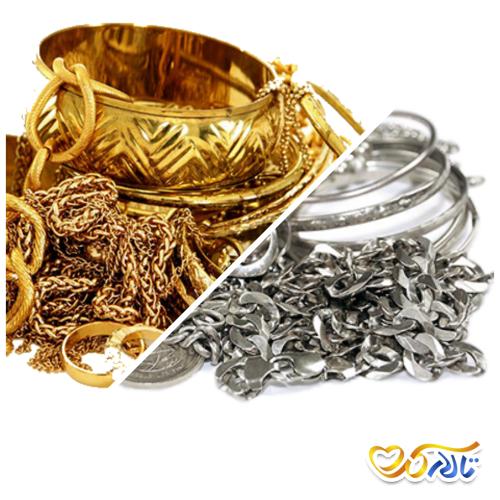 شستشوی جواهرات