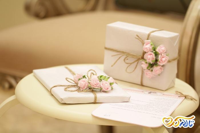 پاکت پول هدیه عروسی