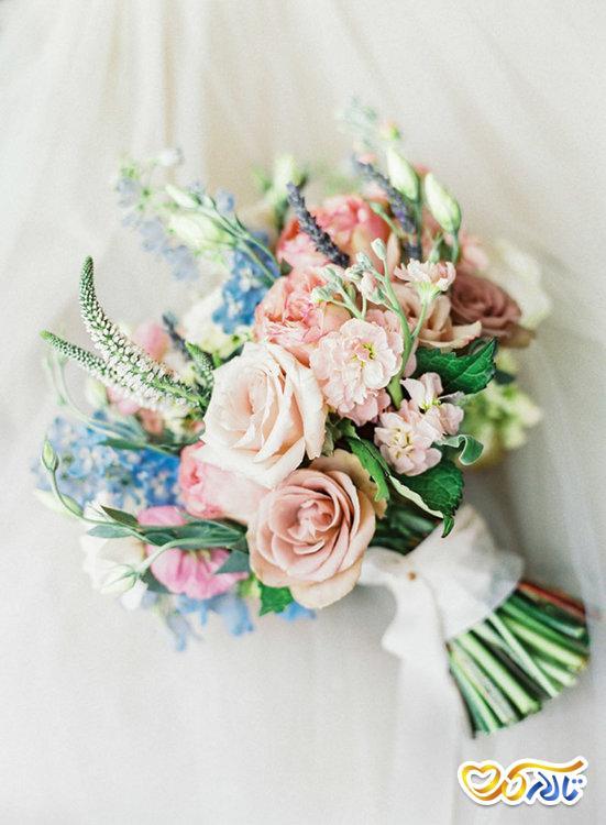 دسته گل ترکیبی جذاب