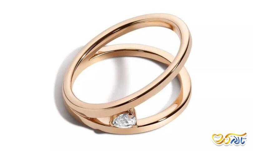 حلقه لوکس عروسی ارزان قیمت