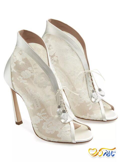 کفش های لوکس عروسی