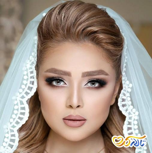 آرایشگاه عروس لوکس تهران