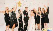 خوش حال کردن مهمانان در عروسی