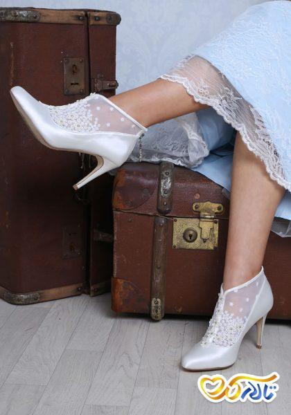 بهترین مدل های کفش عروس