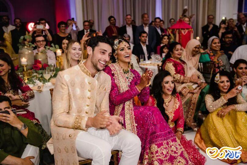 آداب و رسوم عروسی در هند