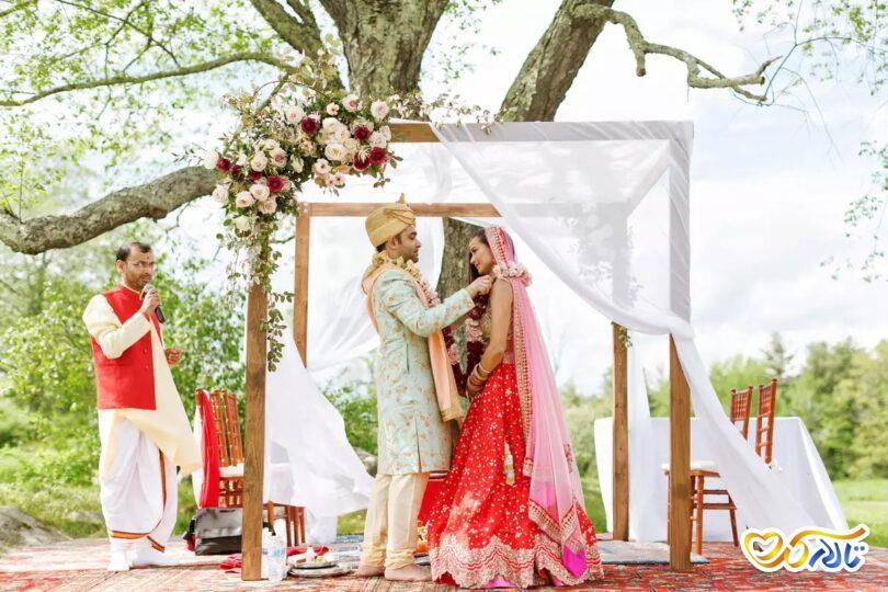 جشن عروسی در هند
