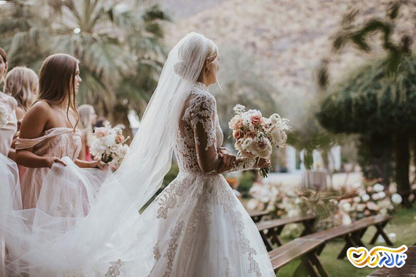 ایدههای جدید برگزاری مراسم عروسی