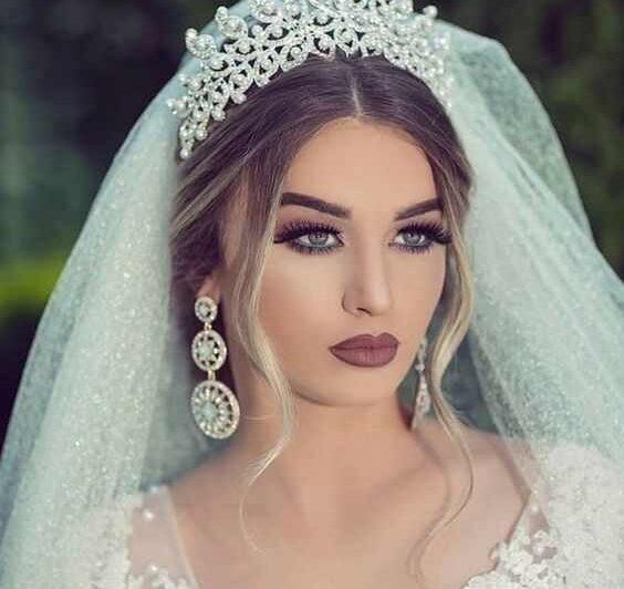 تور سر عروس