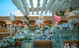 باغ تالار عروسی والا باغستان