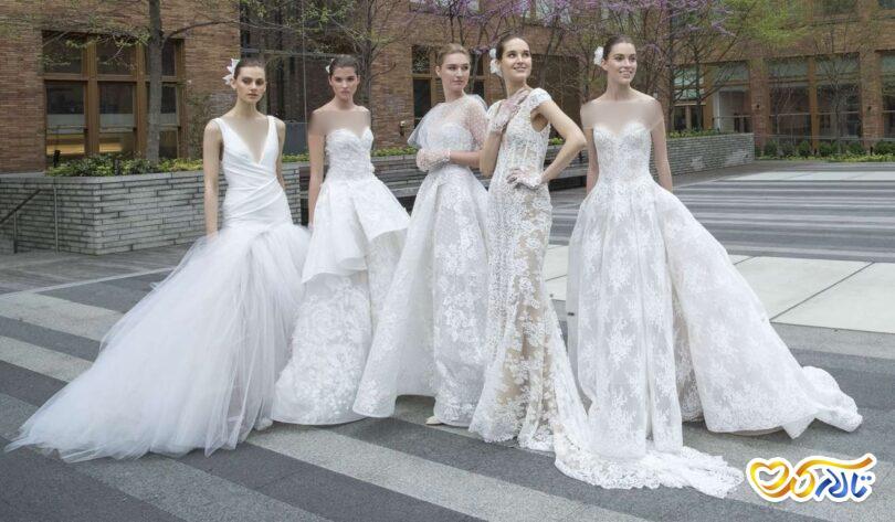 هفته مد لباس عروس در نیویورک