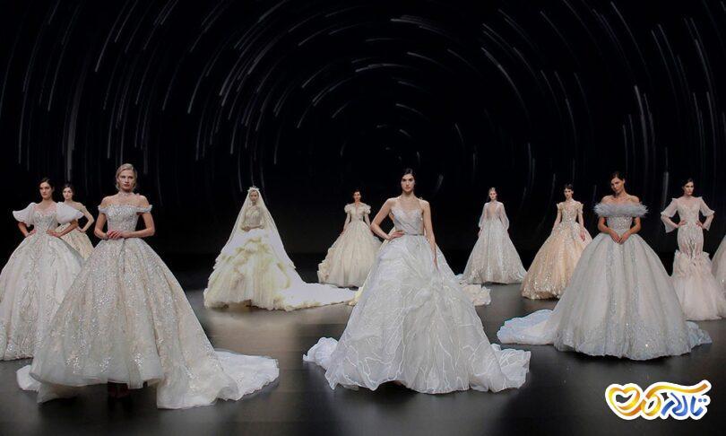 مد لباس عروس 2021