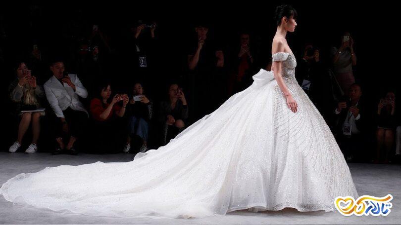 جدیدترین لباس عروس
