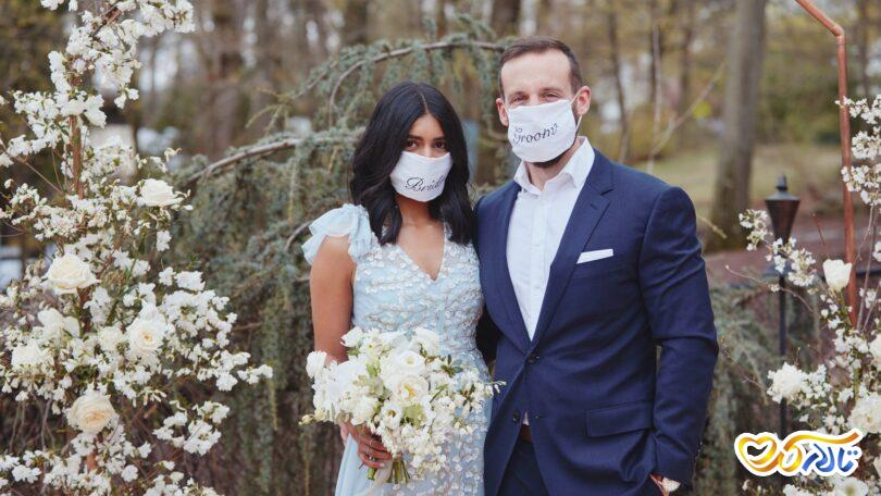 تاثیر ویروس کرونا بر برگزاری مراسم عقد و جشن عروسی
