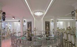تالار قصر کیان شرق تهران