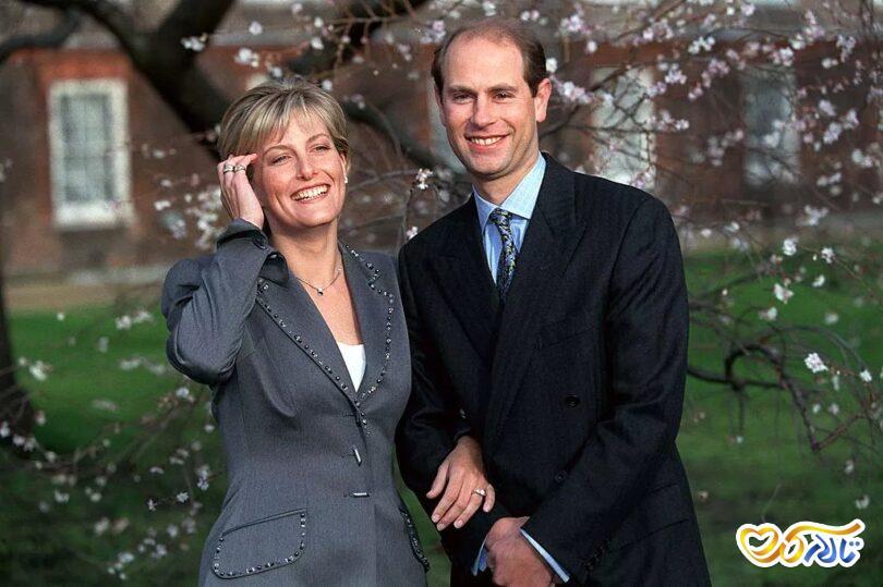 عکس عروسی سلطنتی