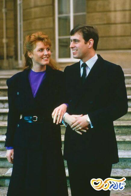 عکس نامزدی زوج های سلطنتی