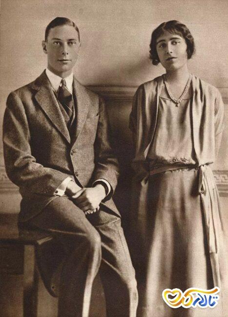 عکس نامزدی از زوج های سلطنتی