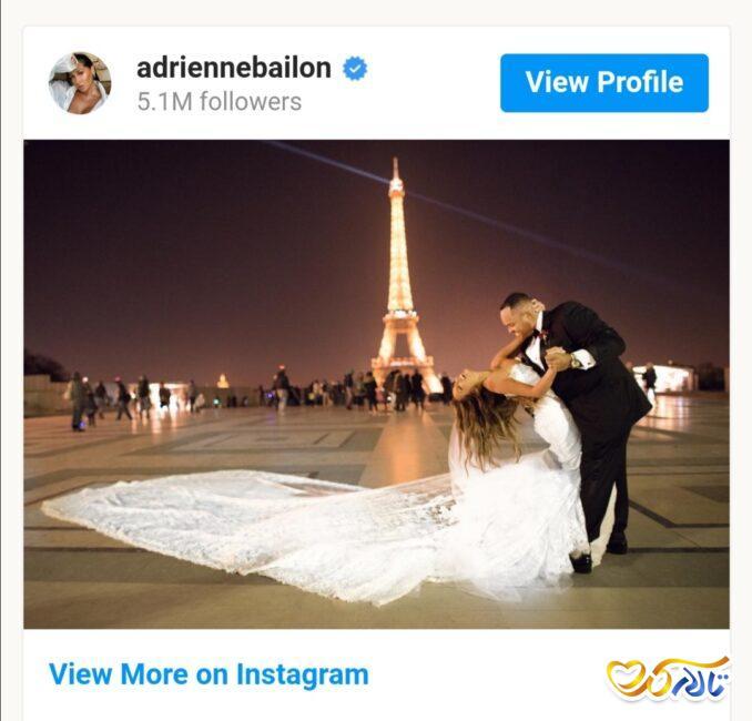 عروسی سلبریتی های کانال دیزنی
