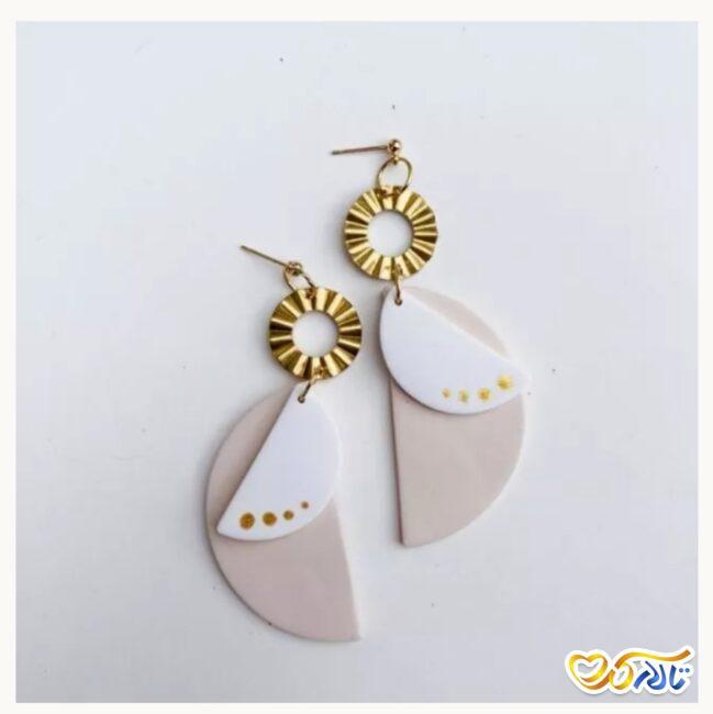 گوشواره ی زیبا برای عروس