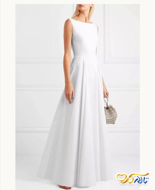 مدل لباس عروس کلاسیک و زیبا