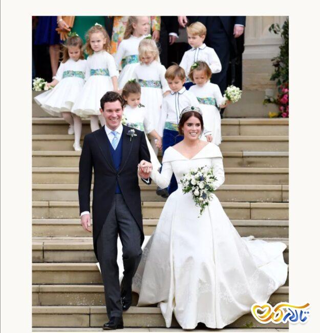 اولین آهنگ رقص ازدواج های سلطنتی