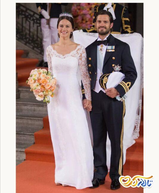 آهنگ مراسم ازدواج پرنس کارل و پرنسس سوفیا