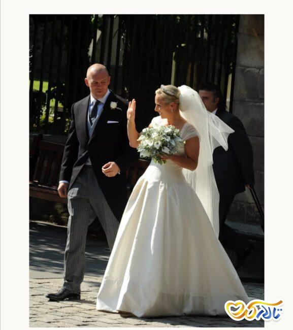 آهنگ ازدواج زوج های سلطنتی