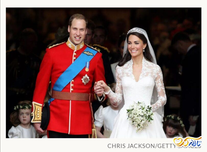 آهنگ عروسی پرنس ویلیام و کیت میدلتون