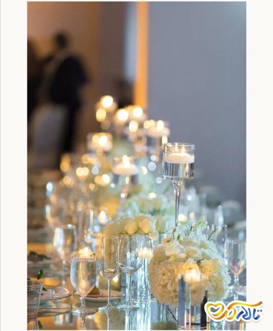ایده های برگزاری مراسم ازدواج در فضای باز و چادر