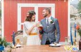 عروسی کوچک و کم هزینه