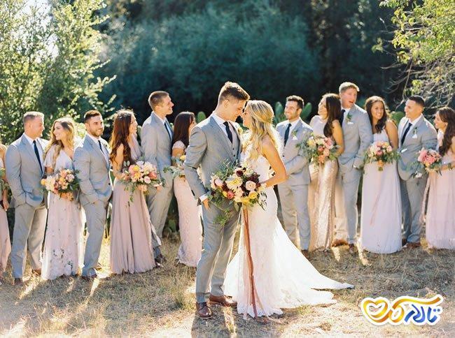 نکات مهم برگزاری عروسی در بهار