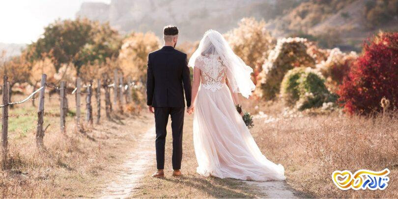 کاهش استرس قبل از عروسی