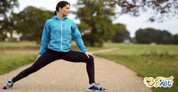 کاهش استرس ورزش عروسی